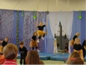 L'école du cirque