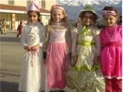 Des princesses