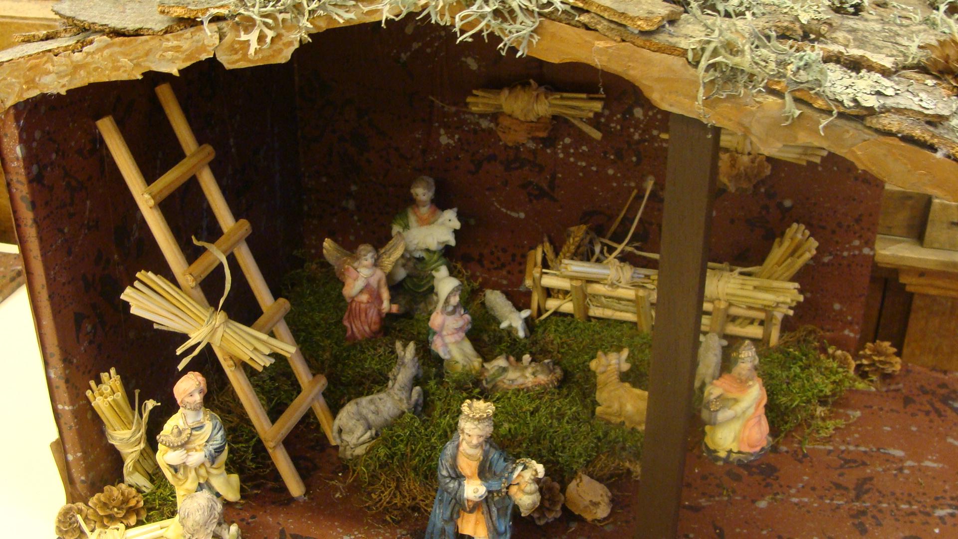 Préparatifs de Noël en Arts plastiques