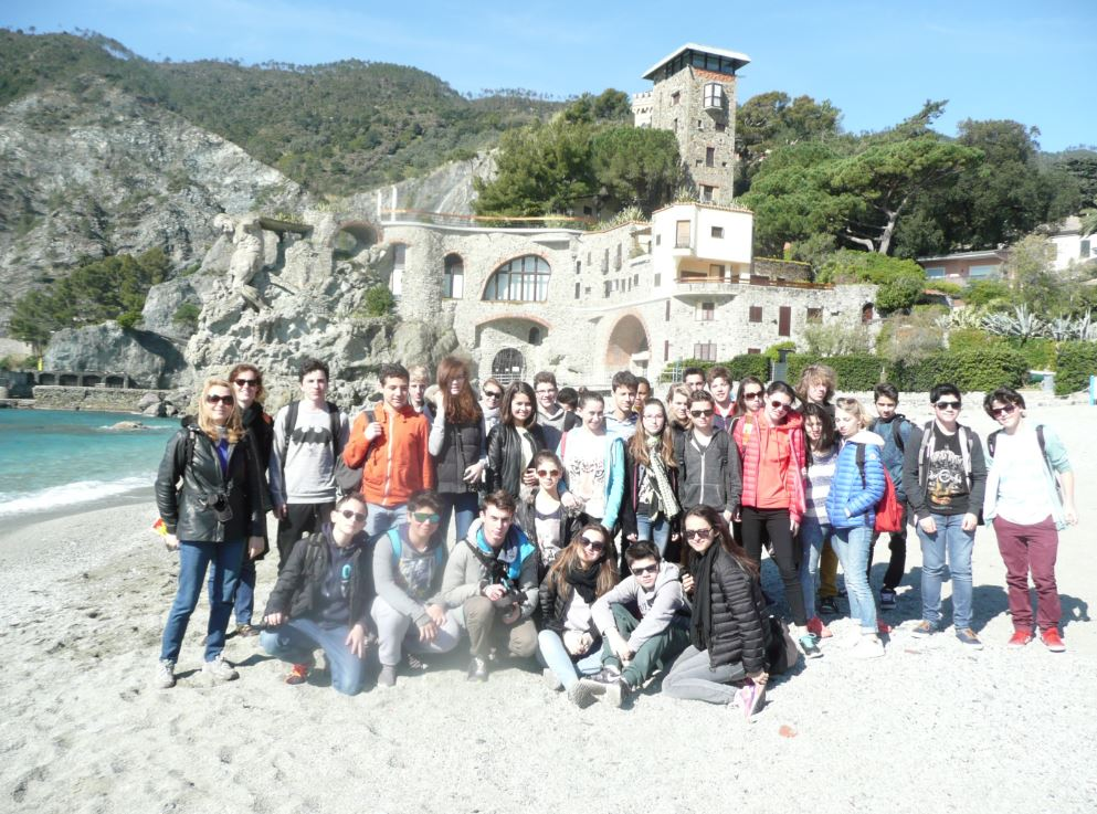 Le voyage en Italie