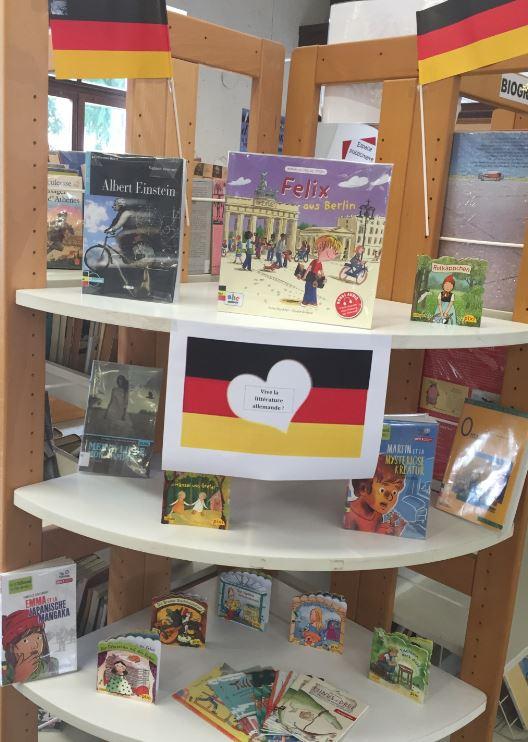 Lire en allemand