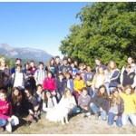 Notre classe d'intégration dans le Trièves – 26-28 septembre 2018 6ème B & ULIS