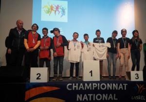 Championnats de France de ski alpins UGSEL