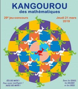 Concours Kangourou 2019