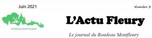 Actu Fleury n°3